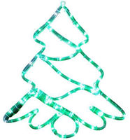 Christmas Christmas Tree 47x40сm (37412)