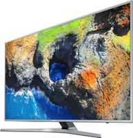 """49"""" LED TV Samsung UE49MU6402, Silver (3840x2160 UHD, SMART TV, PQI 1500Hz, DVB-T/T2/C/S2) (49"""" Silver, 4K UHD, Smart TV (Tizen OS), PQI 1500Hz, 3 HDMI, Wi-Fi, 2 USB  (foto, audio, video), Smart Remote Control. DVB-T2/C, OSD Language: ENG, RO, Speakers 2x10W, Dolby Digital Plus, VESA 400x400, 16Kg )"""