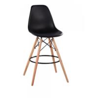Барное кресло DP Eames BD-37, Black