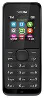 Nokia 105 Duos (Black)