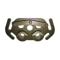 Спусковое устройство Рыбка стальная krk 01522