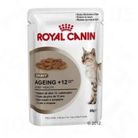 Royal Canin Ageing +12 - cat pouch - 85 г