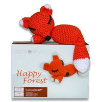 Set de creație Happy Forest, Vulpe
