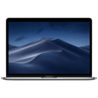 "Laptop Apple MacBook Pro, 13.3"" Space Grey, Retina 2560x1600, Intel Core i5-8257U 1.4GHz-3.9GHz, DDR3 8GB, SSD 256GB, Intel Iris Plus 645, 802.11ac, 2xThunderbolt v3 2xUSB3.2-C Alternate Mode, Mac OS Mojave, Touch Bar, RU, 58Wh, 1.37Kg (MUHP2)"