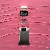 Vopsea ulei, Tician, Roz, 46 ml