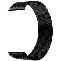 Apple Watch miranis APWMRSSCG, Steel Strap Black