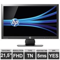 Монитор HP LE2202x P221 (FHD | TN | VGA | DVI | SPK)