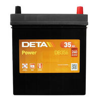 DETA DB356 Power