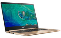 "купить ACER Swift 1 Luxury Gold (NX.GXREU.027), 14.0"" IPS FHD (Intel® Pentium® Silver N5000 4xCore up to 2.70 GHz, 8GB (1x8) DDR4 RAM, 512GB PCIe SSD, Intel® UHD Graphics 605, CR, WiFi-AC/BT, FPR, Backlit KB, 3cell, HD Webcam, RUS, Linux, 1.3kg, 15mm) в Кишинёве"