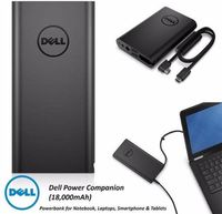 18000mAh Power Bank, Dell Power Companion (18,000 mAh) -PW7015M (PW7015L)