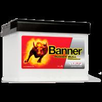 Авто аккумулятор Banner Power Bull PROfessionalPRO P63 40