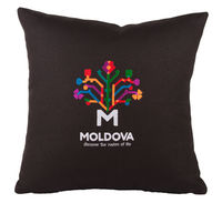 купить Декоративная подушка Молдова – 40x40 см в Кишинёве
