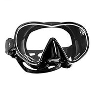 Маска для дайвинга Scubapro Solo Mask black/white 24.849.110
