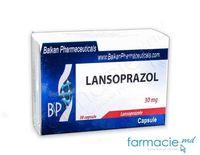 Лансопразол, капсулы30 мг N10x3 (Balkan)