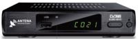 ANTENA DVB/T-2 с видеокодом H265/HEVC