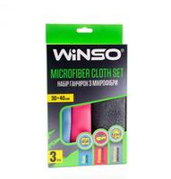 Laveta microfibra WINSO 30*40cm 3b 150220