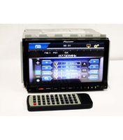 """2din Pioneer PI-803 7"""" экран -Mp3-Dvd-Tv/Fm-тюнер"""