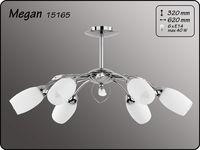 15165 Люстра Megan 6л
