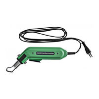 Термонож Tendon Heat Cutter HSG0 type R, green, XPAJKA-HSG0
