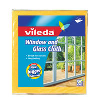 VILEDA LAVETA WINDOW CLOTH 1BUC 36X40 B