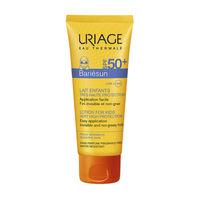 Uriage Bariesun SPF 50+ Lapte pentru copii, piele sensibilă 100ml (15000875)