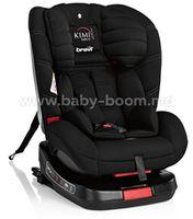 Brevi Автокресло Kimi Isofix 259 гр. 0+/1/2 (0-25 кг.) черный