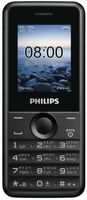 Philips E103 Xenium Dual Sim Black