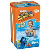 Scutece-chiloţel pentru apă Huggies Little Swimmers nr. 5-6 (12-18 kg), 11 buc.