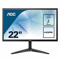 "21.5"" AOC LED 22B1H Black"