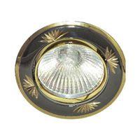 Feron Встраиваемый светильник DL245 MR-11 черное золото
