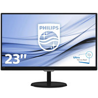 "Монитор 23.0"" Philips ""237E7QDSB"", G.Black"