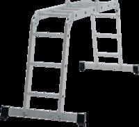 купить Шарнирная лестница (4x3ст) 1320403 в Кишинёве