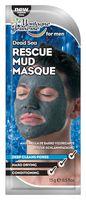 Глубоко очищающая маска для лица для мужчин с минералами Мертвого моря, 15гр