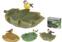 Поилка декоративная для птиц