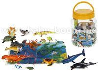 """Color Baby 43432 Набор """"Animal World"""" - Океанские животные"""