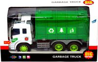 Big Motors Garbage Truck (WY307S)