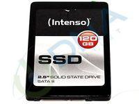 """2.5"""" SATA SSD 120GB Intenso"""