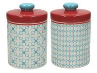 купить Емкость керамическая Kubik Azzurro 1.2l в Кишинёве