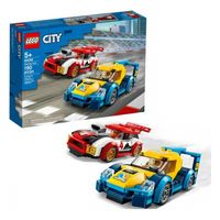 LEGO City  Mașini de curse, art. 60256