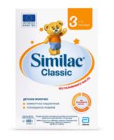 Similac Classic 3 молочная смесь, 12+мес. 600 г