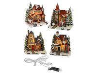 купить Сувенир рождественский Зимний домик в Кишинёве
