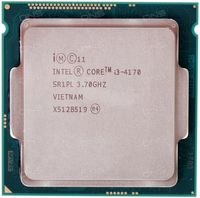 Intel Core i3-4170 3.7GHz Tray
