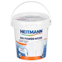 OXI Power Weiss Мощный пятновыводитель отбеливатель на кислородной основе для белого белья, 750 г