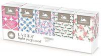 Șervețele de buzunar Harmony Parfumate 3 str. Gentelmen's / Ladies's