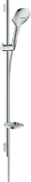 Raindance Select E Set Duș manual 120 3jet cu bară 90 cm