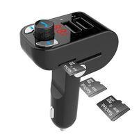 Gembird BTT-02, USB, microSD, Bluetooth