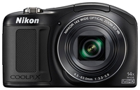 Aparat foto digital Nikon COOLPIX L620 Black