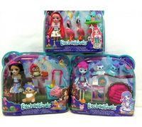 Кукла Enchantimals со зверушкой и тематическим набором, код FCC62