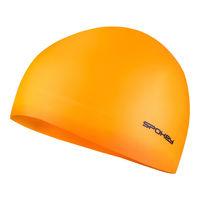 Шапочка для плавания Spokey Summer Cup Orange, 83963
