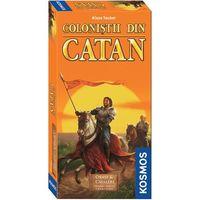 Cutia Настольная игра Колонисты Катана Расширение Города и рыцари